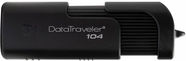 Kingston DataTraveler 104 USB 2.0 16GB Black