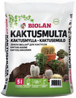 Biolan Potting Soil For Cactus 5L