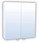 Musu Seimynele Bathroom Wall Cabinet A-2 White