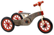 Italtrike Magic Wheels 0024 Brown/Red