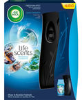 Air Wick Airwick Freshmatic Automatic Spray Machine Starter Kit 250ml Turquoise Oasis