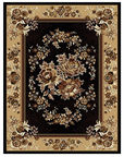 Alfa Shiraz Carpet 3210 B11 2.4x3.3m Brown