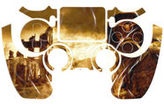 GamersGear Controller Skin Post Apocalyptic