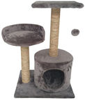 SN Scratching Post 38x45x66cm Brown/Grey