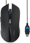 Aula Obsidian Optical Gaming Mouse Black