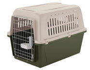 Ferplast Atlast 50 Classic Pet Carrier Green