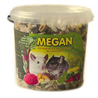 Megan Gold Chinchillas Food 305g