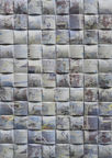 Stone Master Graffiti Decorative 3D Wall Tiles 36x24cm