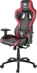 Gembird Hornet Gaming Chair Black/Red