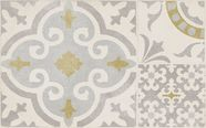 APE Ceramica Wall Tiles Smart Provence Mix Tie 25X40cm