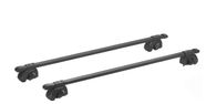 SN Universal Car Roof Bars 120cm Black