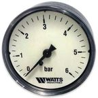 Watts Monometr 10018647 6Bar 63mm