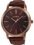 Casio Women's Watch LTP-E118RL-5AEF Brown