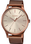 Casio Women's Watch LTP-E140R-9AEF Rose Gold