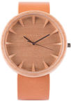 OVi Watch Tectona Unisex Wooden Watch