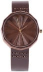 OVi Watch Natura 36 Wooden Watch