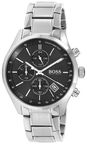 Hugo Boss Grand Prix Men's Watch Chronograph 1513477 Silver