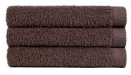 Lasa Pure Marron Towel 70x140cm Brown