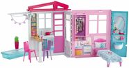 Mattel Barbie Fully Furnished House FXG54