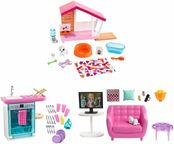 Mattel Barbie Indoor Furniture FXG33