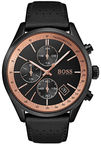 Hugo Boss Men's Watch Chronograph Grand Prix 1513550 Black