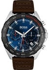 Hugo Boss Men's Watch Chronograph Intensity 1513663 Brown