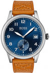 Hugo Boss Men's Watch Legacy 1513668 Brown