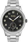 Hugo Boss Men's Watch Legacy 1513671 Silver