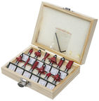 Vagner SDH Wood Router Bit Set 12pcs
