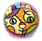 Mondo Cat Ball 23cm Multicolor