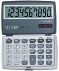 Citizen Calculator CTC 110WB Silver
