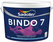 Sadolin Bindo 7 Indoor Emulsion Paint 10l White Matte