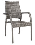 Home4you Standford Garde Chair Grey