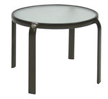 Home4you Montreal Side Table Brown