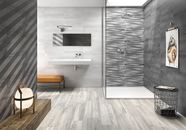 Geotiles Wall Tiles RLV Rust Marengo 55x33cm Grey
