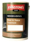 Johnstone`s Shed & Fence Treatment Chesnut 9l