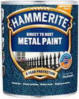 Hammerite Hammered Anticorrosive Enamel Copper 0.75l