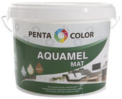 Pentacolor Aquamel Mat Emulsion Paint Ivory 3kg