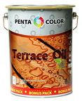 Pentacolor Terrace Oil EC Base 3.5l+1l Colorless