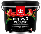 Tikkurila Optiva Ceramic Super Matt 3 BA 9l White