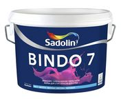 Sadolin Bindo 7 Indoor Emulsion Paint W0/BW 1l White