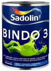 Sadolin Bindo 3 Emulsion Paint White 1l