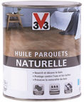 V33 Naturelle Wood Floor Oil White 2.5l