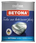 Chemolak Betona Paint For Concrete Surfaces  White 0.75l
