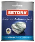 Chemolak Betona Paint For Concrete Surfaces Grey 0.75l