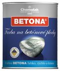 Chemolak Betona Paint For Concrete Surfaces Brown 0.75l