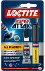 Loctite Super Attak Plastic 2g + 4ml