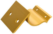 SN Handrails Holder Horiz 48mm Gold