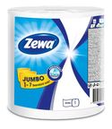 Zewa Jumbo Paper Towel 400 Sheets White