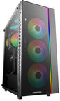 Deepcool Matrexx 55 ADD-RGB Middle Tower Black